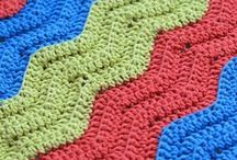 Crochet Ripple Patterns / Crochet Ripple Patterns make timeless afghans! This is your go to board for: Learning how to ripple crochet, free ripple crochet patterns, and variations on chevron crochet pattern and the ripple crochet pattern. There's nothing like classic ripple crochet patterns.  / by AllFreeCrochetAfghanPatterns