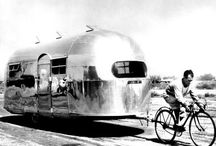 Design project: revamp of an airstream caravan