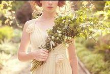 Bohemian Bridal Shoot Inspiration / Inspiration for a bohemian boho styled bridal photoshoot I did.