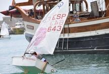 V Trofeo Vela CBRB / Los días 1 y 2 de junio se celebra en Blanes el V Trofeo CBRB. Una regata que quiere llamar la atención sobre la importancia que tiene la práctica del deporte en la infancia.