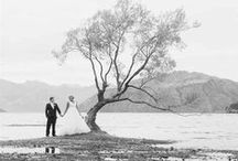 Wedding Inspiration / Wedding Photography that inspires me, elements that I want to try for my own work.