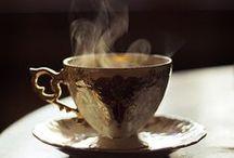 Tea! / Pastel pretties. / by Elizabeth Mackey