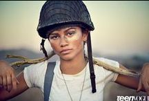 Zendaya / by TeenVogue