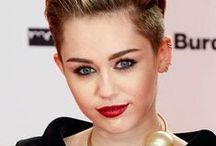 Miley Cyrus / Miley Cyrus beauty, fashion, news, music, new songs, shows and more!  / by TeenVogue