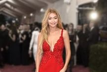 Gigi Hadid / Outfits, beauty, red carpet looks and news of model Gigi Hadid. / by TeenVogue