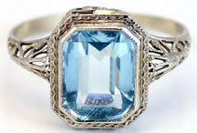 Jewellery Vintage / Vintage, Antique, Unusual jewellery, I love them all...!!!