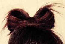 hair, fashion, & beauty / by Kristen B