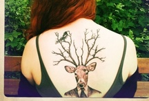 tattoos / by Kristen B