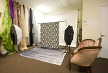 The Studio & Print products / Inside my studio & a look at print products that we offer
