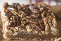 Recipes - Cookies, Bars & Candy / Cookies, candy, brownies and other bar treats