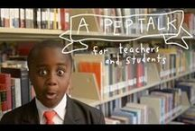 Cool Class videos / The videos are meant for the elementary classroom. The students can watch the videos for a brain break or motivation from Kid President.