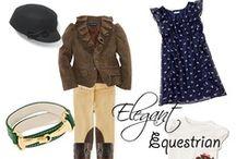 Elegant Equestrian