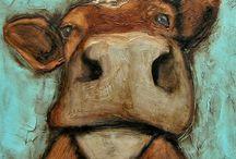 ~Art-Animals & Bugs~ / Animals  / by ~Kelly Acker~