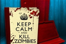 GIFT IDEAS -Zombie / DIY and other geekery that would make an awesome Zombie/ Zombie killer themed gift set. Would be great for fans of The Walking Dead and other Zombie fandoms / by Alisha Ali