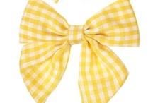 Lemony Sweet Yellow