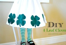 Lucky Lady / St. Patrick's Day fashion, activities, crafts, food  / by AFancyGirl Must