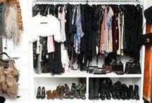 Organize | Closet / by Gloria Joan