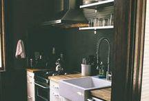 kitchen / by Shae Reamer