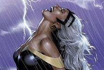 Super Heros & Villains / by Ginger Monkey21