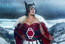 Cosplay & Costume Ideas / Cosplay & Costume Ideas for all body types / by Ginger Monkey21