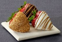 Celebrate the New Year / Champagne strawberries. Poppers. And more New Year's Eve recipes, party favors, decor and inspiration. / by Shari's Berries