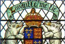 King Richard III of England / by Lark Kephart