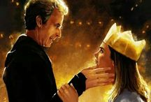 I am a Whovian. / I adore the Doctor! / by Lark Kephart