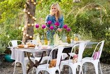 Entertaining - Backyard / by SimplyCathi - Simple Sojourns