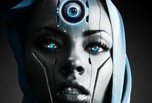 Cyborg / by Ginger Monkey21