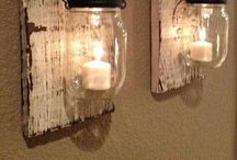 DIY mason jars / Everything you can do with used jars