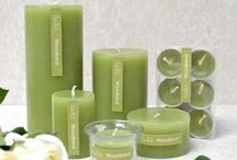Pillar candles / Browse through our range of Auro's Luxury scented Pillar candles  at www.aurocandle.com