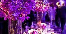 Purple Wedding Inpsirations / Purple wedding inspirations, wedding invitations, wedding inspiration, wedding ideas, wedding planning