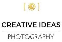 CREATIVE IDEAS / PHOTOGRAPHY SESSION IDEAS