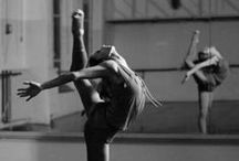 """""""Those who dance are considered insane by those who cannot hear the music.""""  / by Regan O'Connor"""