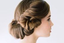 Hair + Beauty / My anaconda don't want none unless you got (the perfect messy) buns, hun. / by {tina}