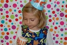 parties: dino-themed birthday