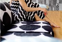 Lifestyle / Inspiration: ideas, colors, furniture, patterns, shapes