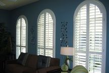 I ❤ My Shutters & Blinds / Pictures of Rockwood Shutters & Blinds from The Home Depot customers - To add your pictures, please follow Rockwood Shutters on Pinterest, then comment on our Instruction Pin on this Board.  We will then add you as a contributor to post your picture.