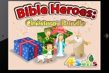 Bible Heroes!