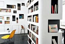 Decor com livros