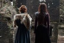 Female Characters & Costume / From the heroine to the hag, inspiration for female characters.