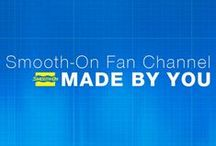 """Made By You Videos / Videos submitted to Smooth-On by fans. All video submissions must utilize only Smooth-On materials as the main moldmaking and/or casting material. Projects should be """"work-safe"""" and suitability of inclusion will be determined solely by Smooth-On, Inc. All videos submitted will become property of Smooth-On, Inc."""