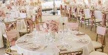 Blush Wedding Ideas / Blush wedding inspirations, wedding invitations, wedding inspiration, wedding ideas, wedding planning