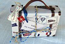 Favors by Sugar & Pearls / Μπομπονιέρες, gift boxes by Sugar & Pearls