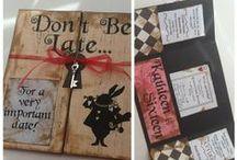 Alice in Wonderland-Inspiration