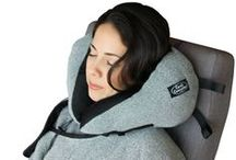 Comfy Commuter / Comfortable, affordable, and ergonomic travel products. Made in the USA by a small business in Ventura, CA. The most comfortable travel pillow you will ever use, and more!