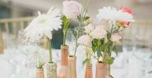 Rose Gold Wedding Ideas / Rose gold wedding inspirations, wedding invitations, wedding inspiration, wedding ideas, wedding planning