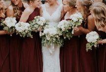 Maroon Wedding Ideas / Maroon wedding inspirations, wedding invitations, wedding inspiration, wedding ideas, wedding planning