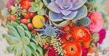 Colorful Wedding Ideas / Colorful wedding inspiration, wedding invitations, wedding inspiration, wedding ideas, wedding planning
