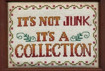 Collect-a-holic / things I collect / by Josey Wales